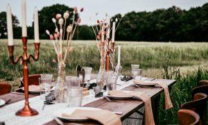 Hochzeitsplanung und Dekoverleih in NRW